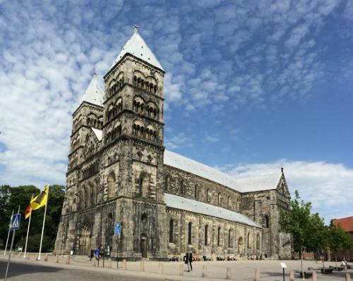 Domkyrkan i Lund.