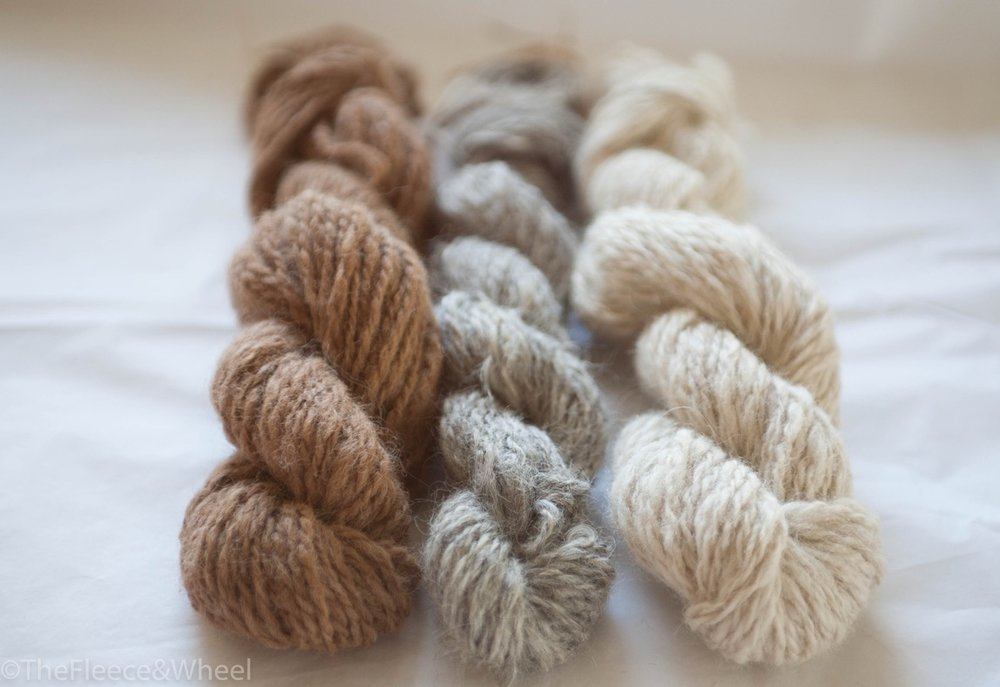 Emma's Handspun Alpaca for the giveaway!