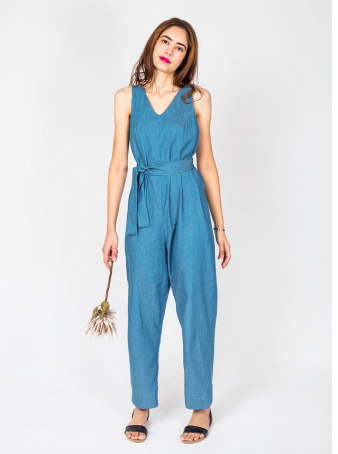 Peppermint Jumpsuit by In The Folds