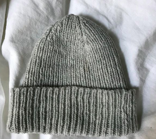 Roku hat made from AVFKW Range (discontinued) - CA Climate Beneficial Wool