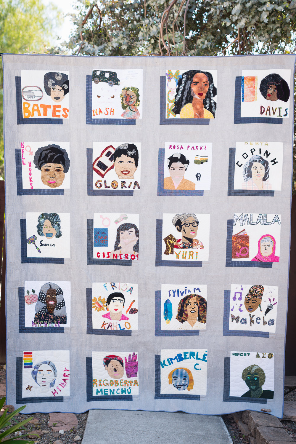 HERstory Youth Quilt