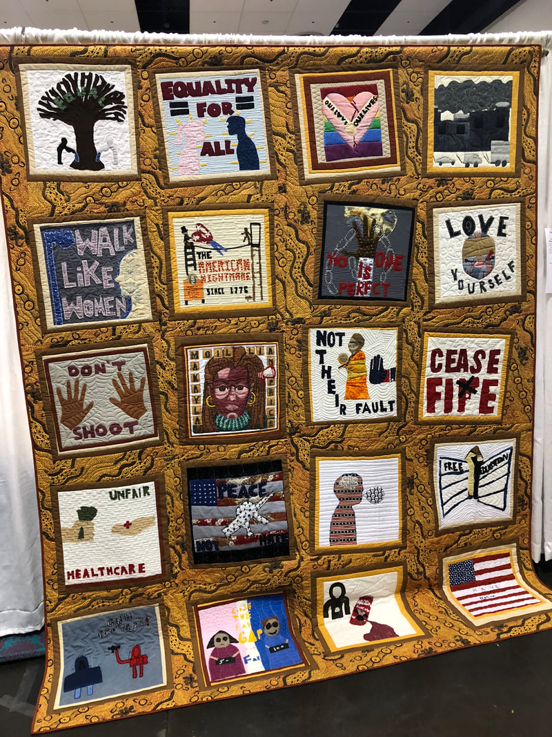 Justice Youth Quilt
