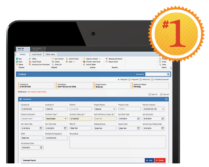 Multi-device ready wrap-up administration software