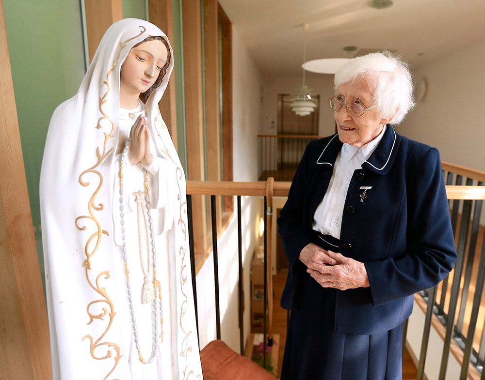 Sr Eileen With Blessed Virgin.jpg