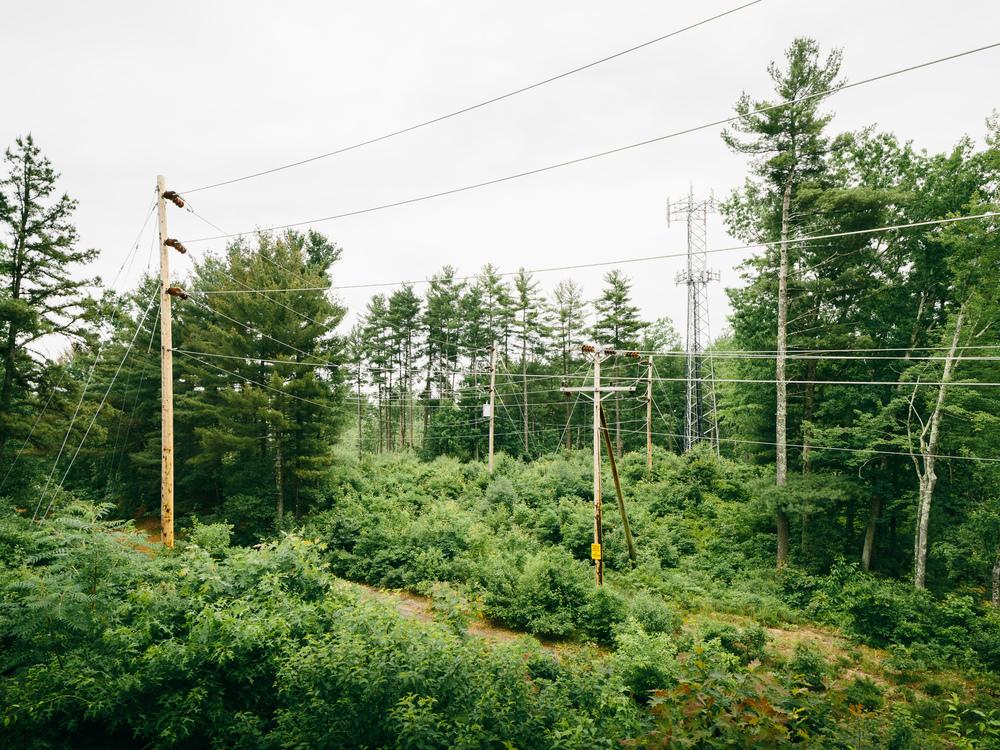 Utilities, Merrimack, New Hampshire, 2014.