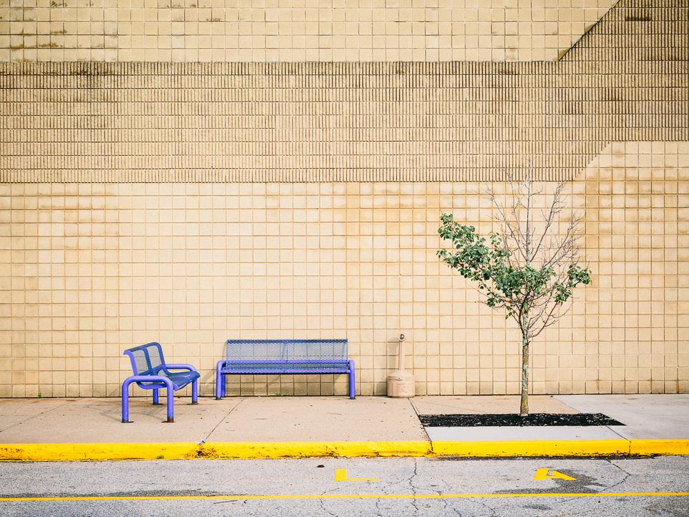 Westside Plaza, Nashua, New Hampshire, 2014.