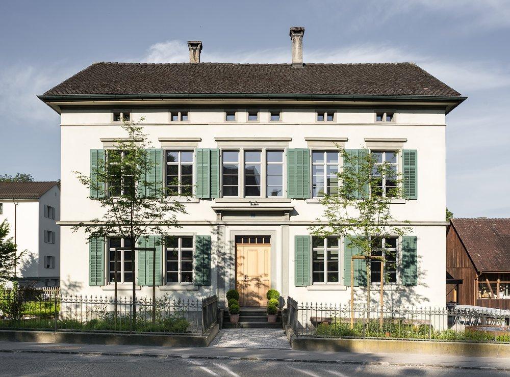 Gublerhaus, Andelfingen / Firmensitz