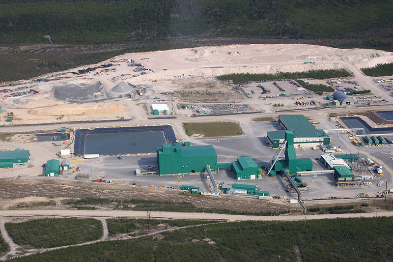 Investors in mines like McArthur River, a high-grade uranium mine in northern Saskatchewan, are impacted by reduced government tax support.  istockphoto.com