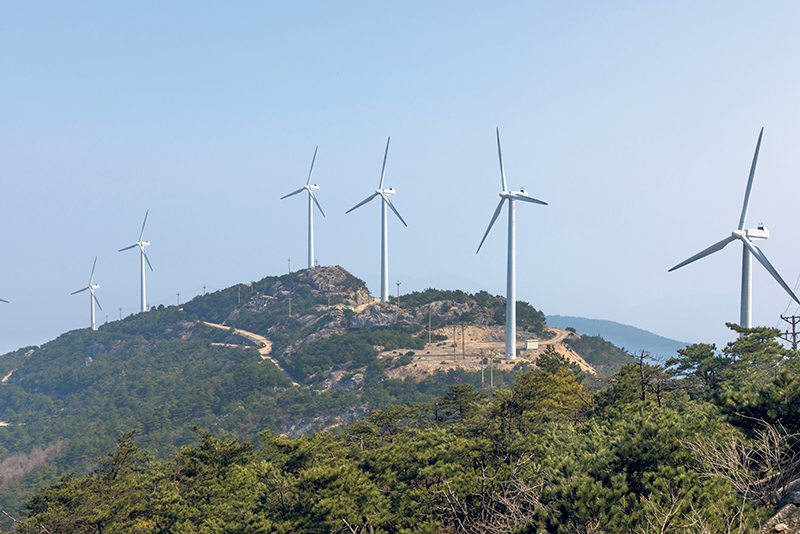 Canadian clean tech companies can help China move towards renewable energy source such as wind power. istockphoto.com