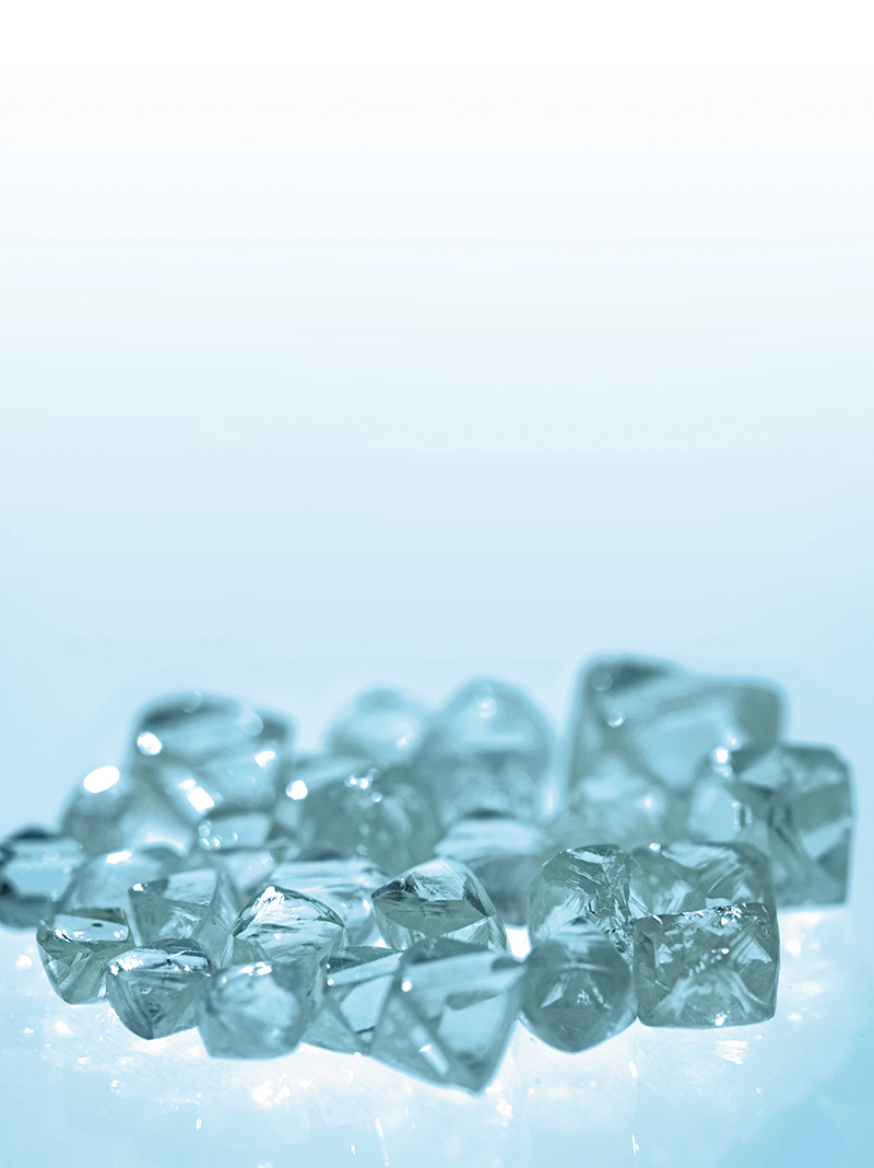 Beyond their brilliance, Canadian stones are also prized for Canada's ethical diamond mining and trade practices.  Photo: Stornoway Diamonds