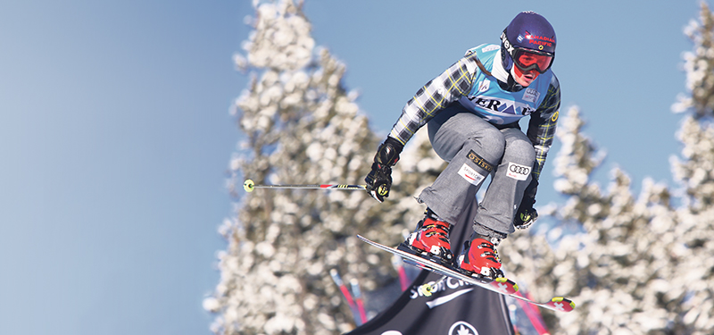 Malcolm Carmichael/Alpine Canada Alpin