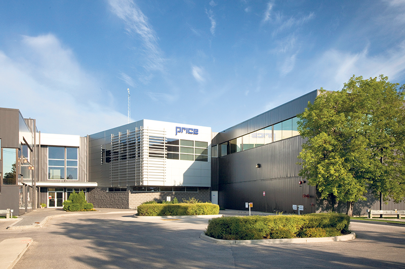 In less than 10 years, supply chain management at Winnipeg's Price Industries has evolved into a function that touches many other parts of the firm. Price Industries