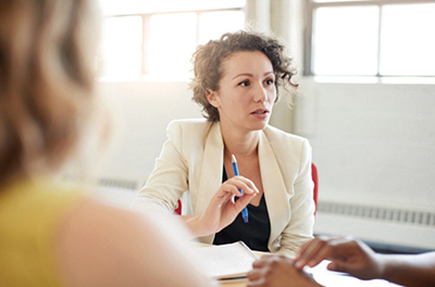 Women are increasingly fully engaged in family businesses, and not on the sidelines. istockphoto.com