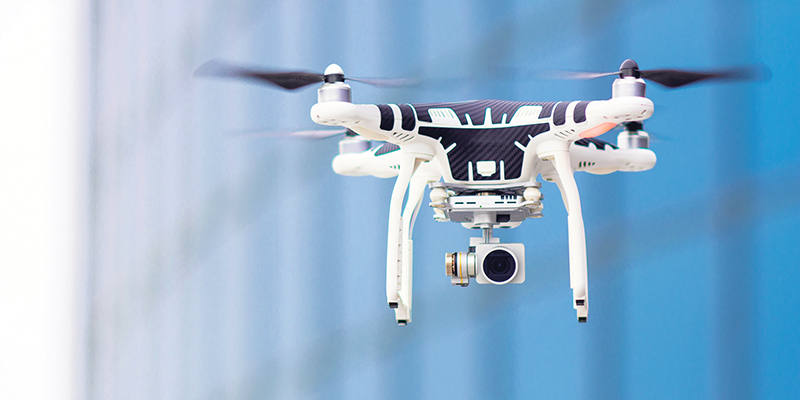 Drones are one of the many new and rapidly evolving technologies challenging a wide range of stakeholders including regulatory groups, manufacturers, technology developers, the public and insurance companies. istockphoto.com