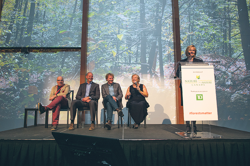 The 2017 NatureTalks are modelled on the Why Forests Matter speaker series, which brought together multi-disciplinary speakers to explore the topic of forest conservation. William Suarez