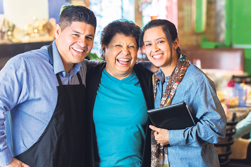 Family businesses with successful transitions from generation to generation typically put a lot of time and effort into planning. istockphoto.com