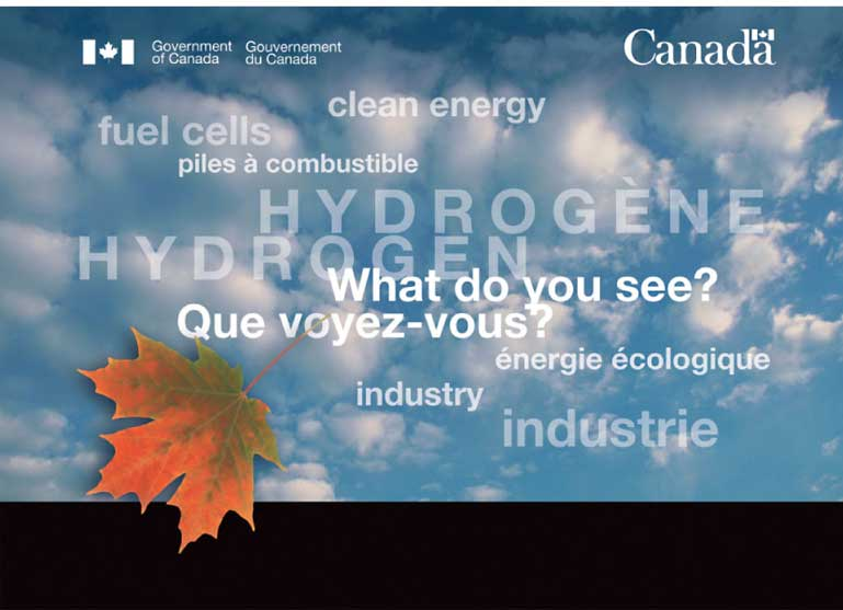 Government of Canada Hydrogen Vision Program