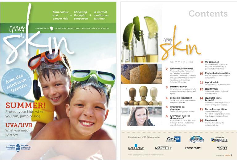 My Skin magazine