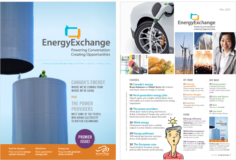 Energy Exchange magazine