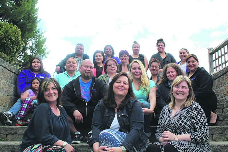 Support services at the First Nations Technical Institute contribute to creating a safe environment, and programs are designed to ensure student success. supplied
