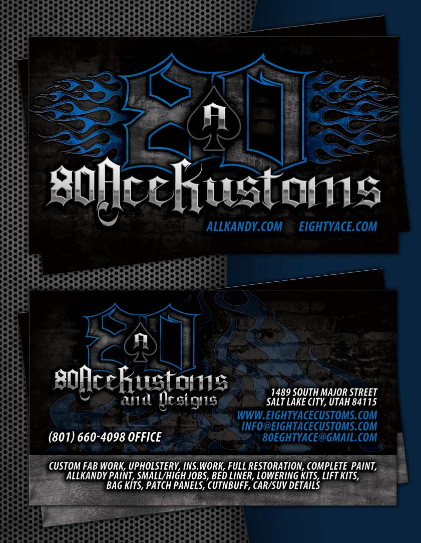 Business Card Gallery — Graphic Disorder