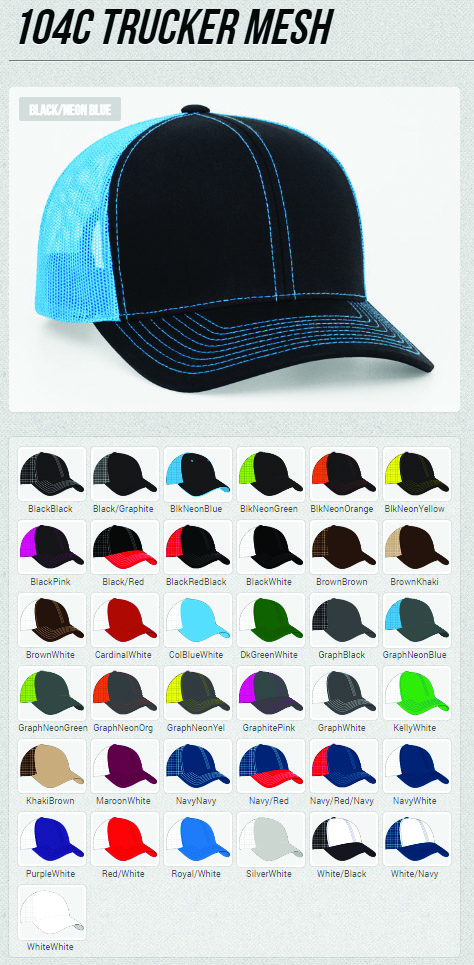 Club Store Hats — Graphic Disorder 987eafe188c