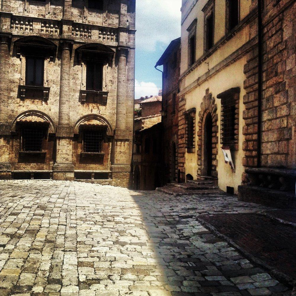 Centre historique d'Arezzo - 2013 © AML