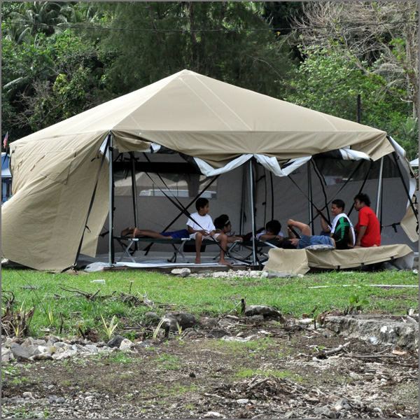 Humanatarian Tents