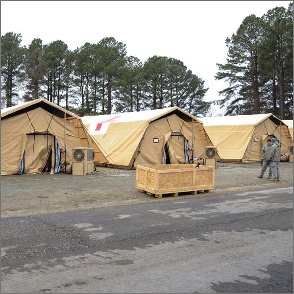 Tactical Tents