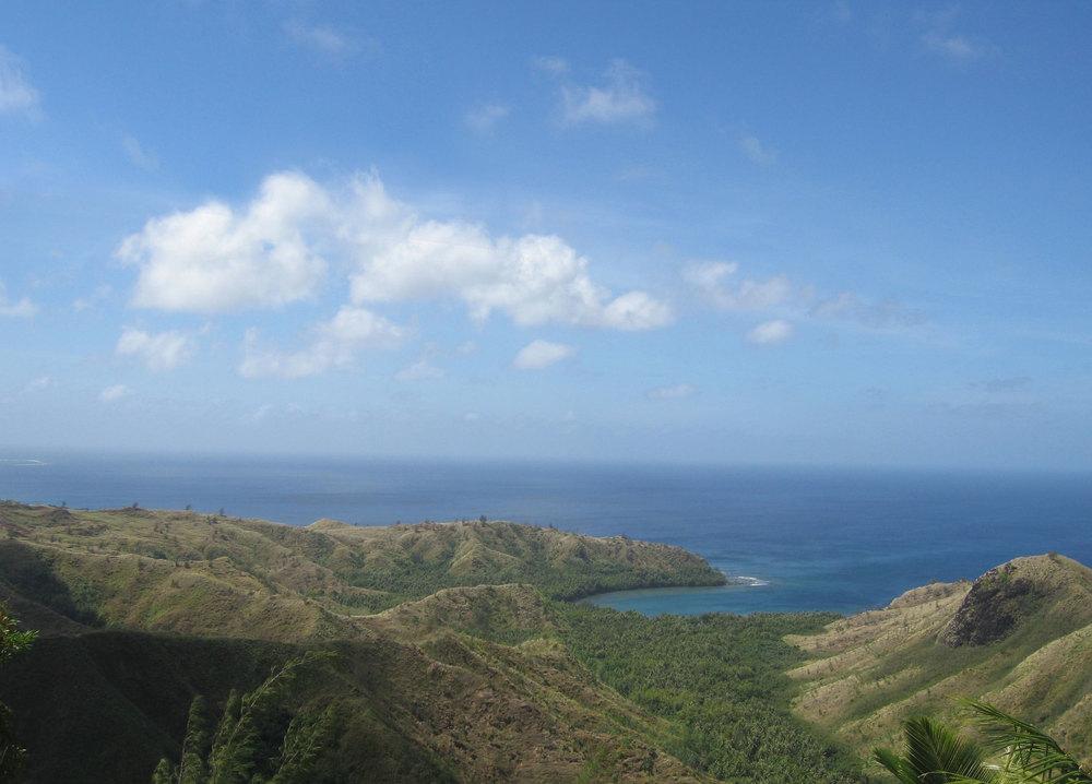 The Island of Guam, USA