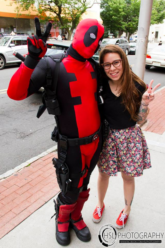 Deadpool with fan.jpg