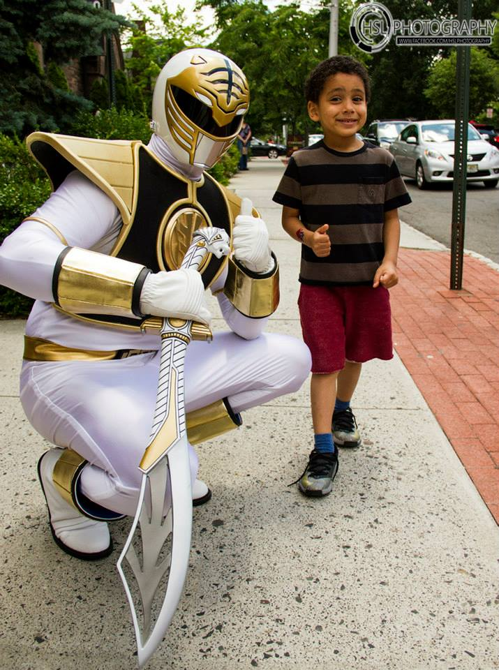 Power Ranger and a fan.jpg