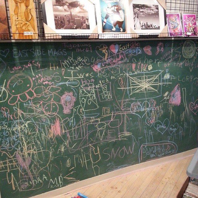 Chalkboard 6-25-14