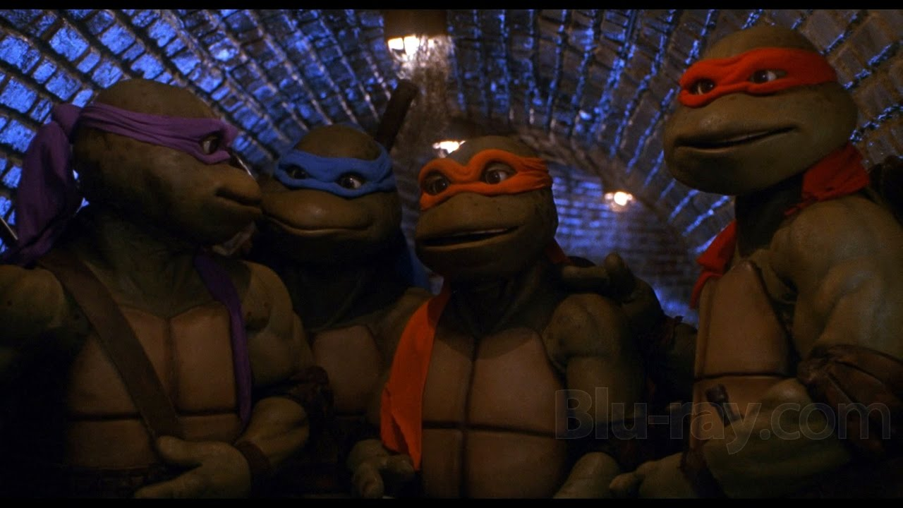 Esm Movie Night Tmnt The Movie 1990 East Side Mags