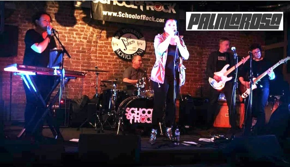 Palmarosa - Palmarosa @ 7pm - PALMAROSA is five-piece band from NJ covering all your favorite alternative, punk, new wave, and modern rock artists. You'll hear the hits, deep-cuts, and b-sides from bands like The Ramones, Bowie, B-52s, The Killers, The Cure, Arcade Fire and more. PALMAROSA brings a fun, passionate, high-energy rock n' roll show! No two shows are ever the same.