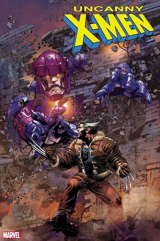 Uncanny X-Men #1 Deodato Variant