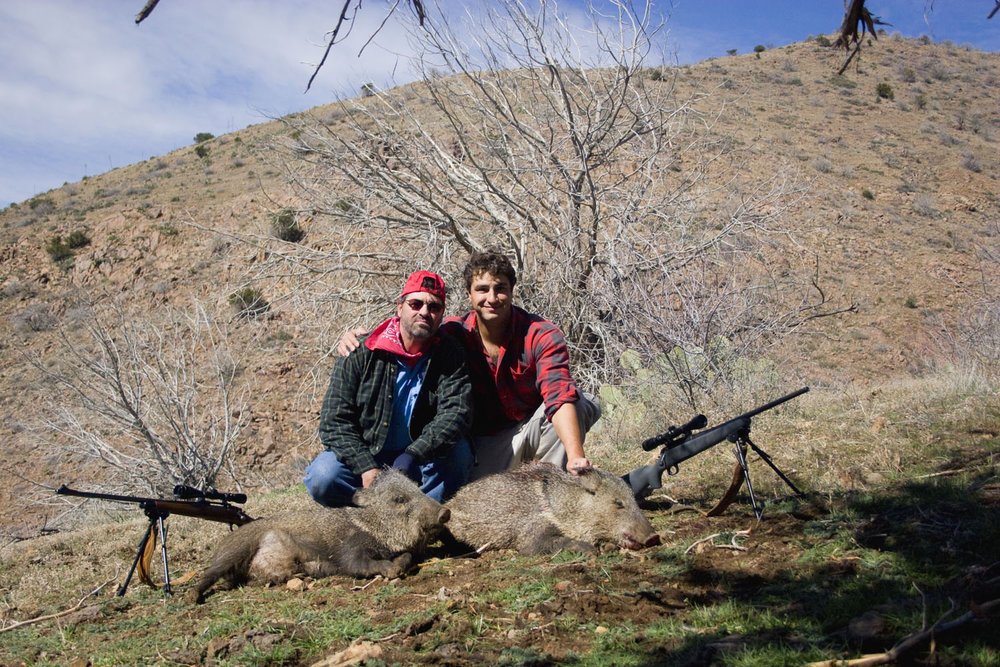 2011 General Javelina, Tonto National Forest
