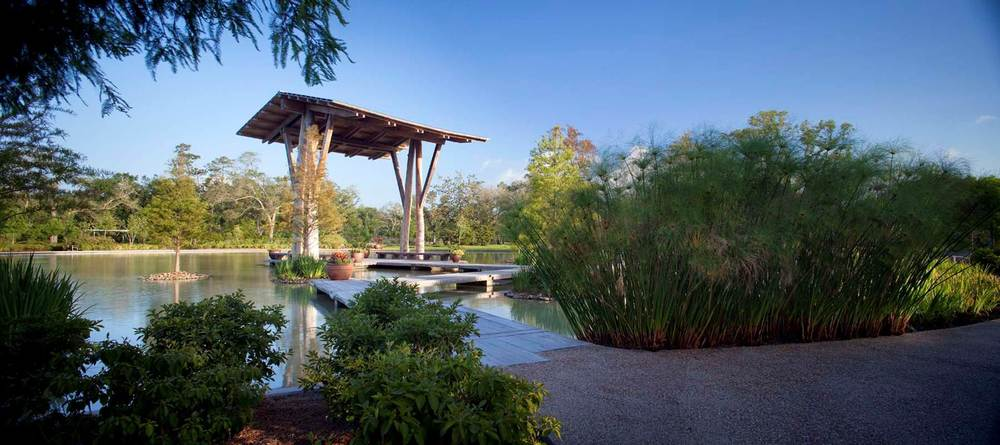 Shangri La Botanical Gardens and Nature Center in Orange, Texas