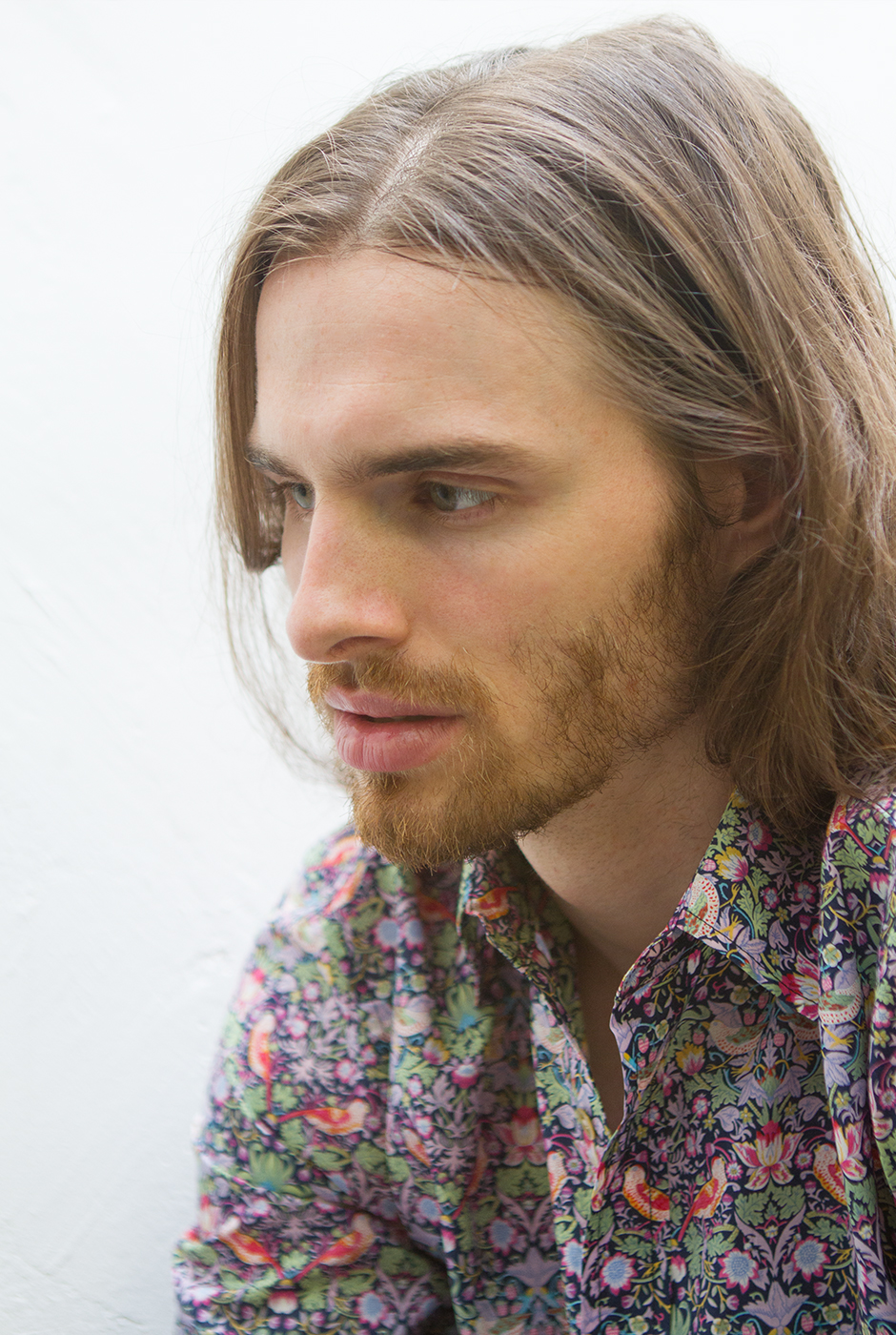 LIBERTY OF LONDON SHIRT In STRAWBERRY THIEF PRINT