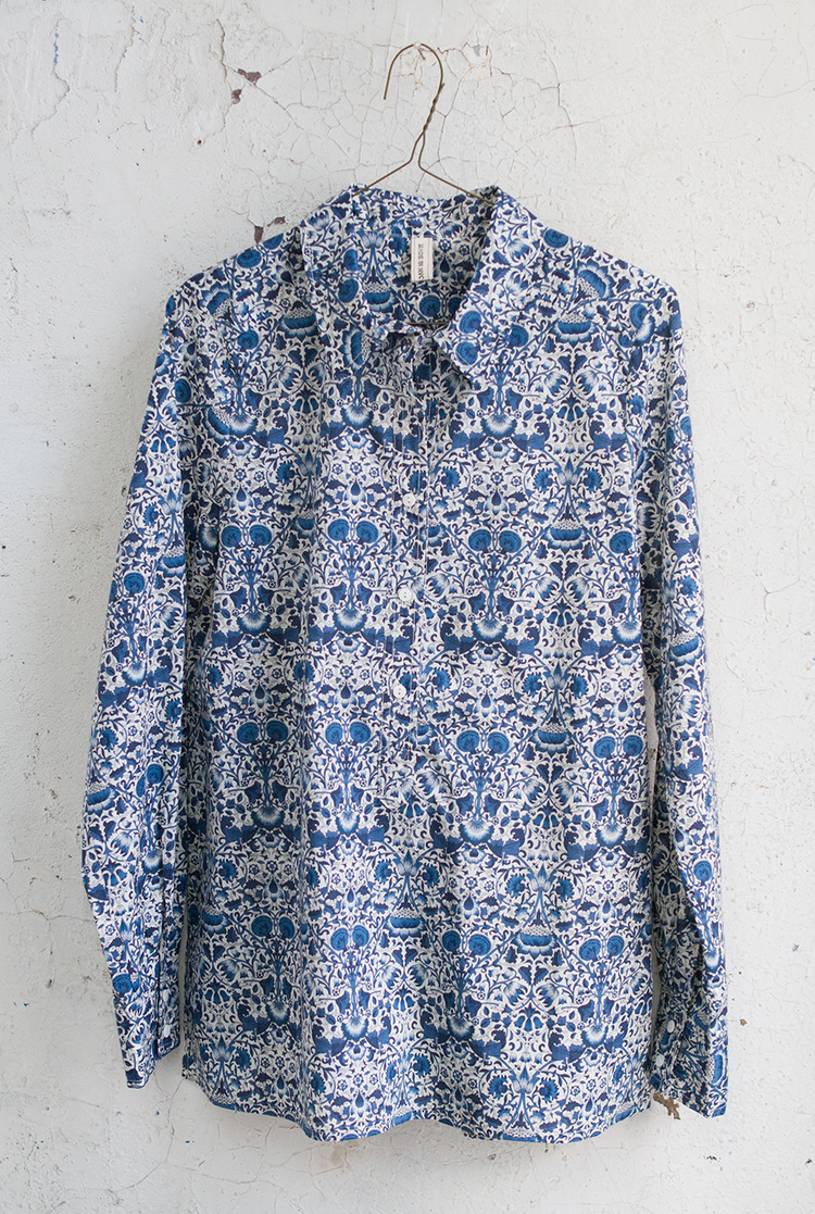 liberty of london sailorrose shirt