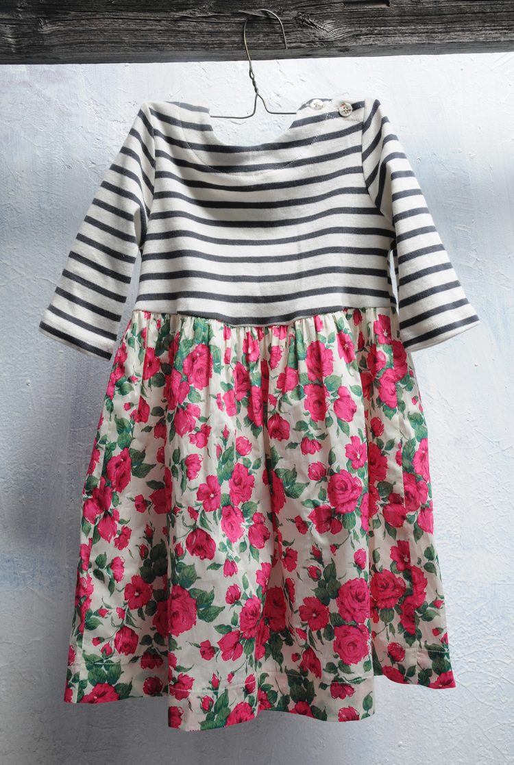 liberty of london girls dress
