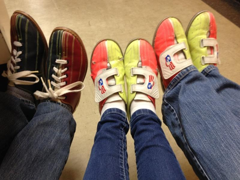 Bowling Shoes & All