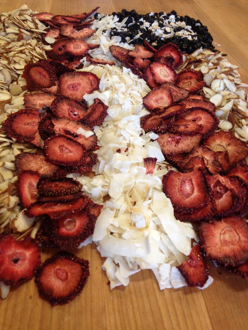 Summer Granola