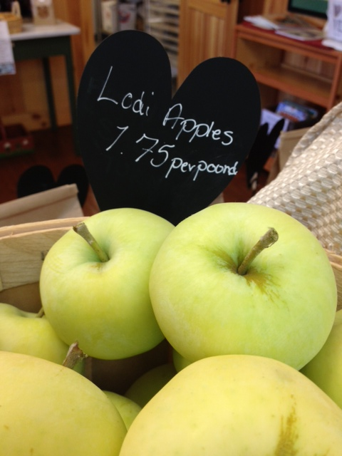 Lodi Apples .JPG