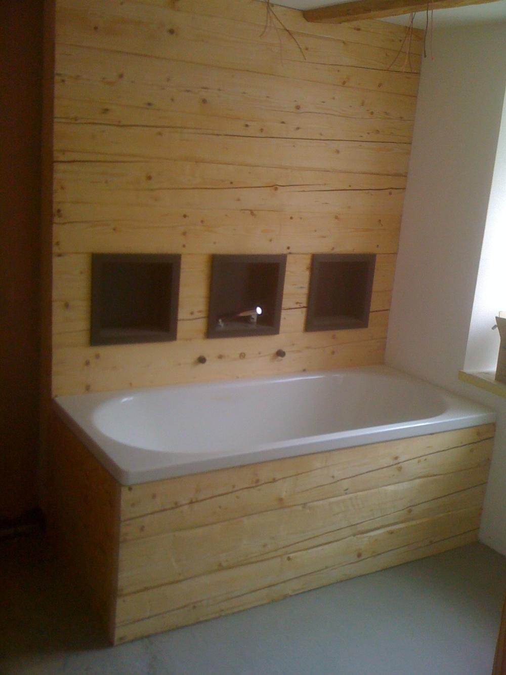 Badgestaltung Stallikon Schweiz 2011