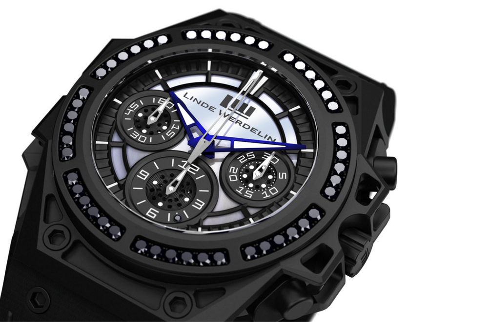 talent rox boss watch hugo pvd black watches