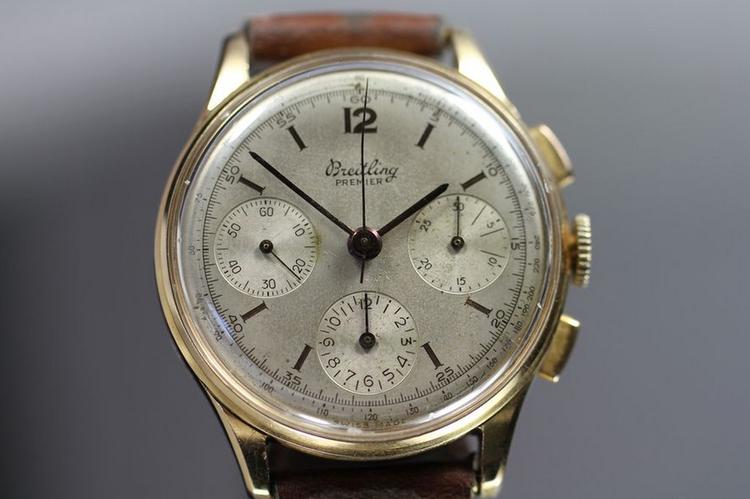 Vintage Chronograph Breitling