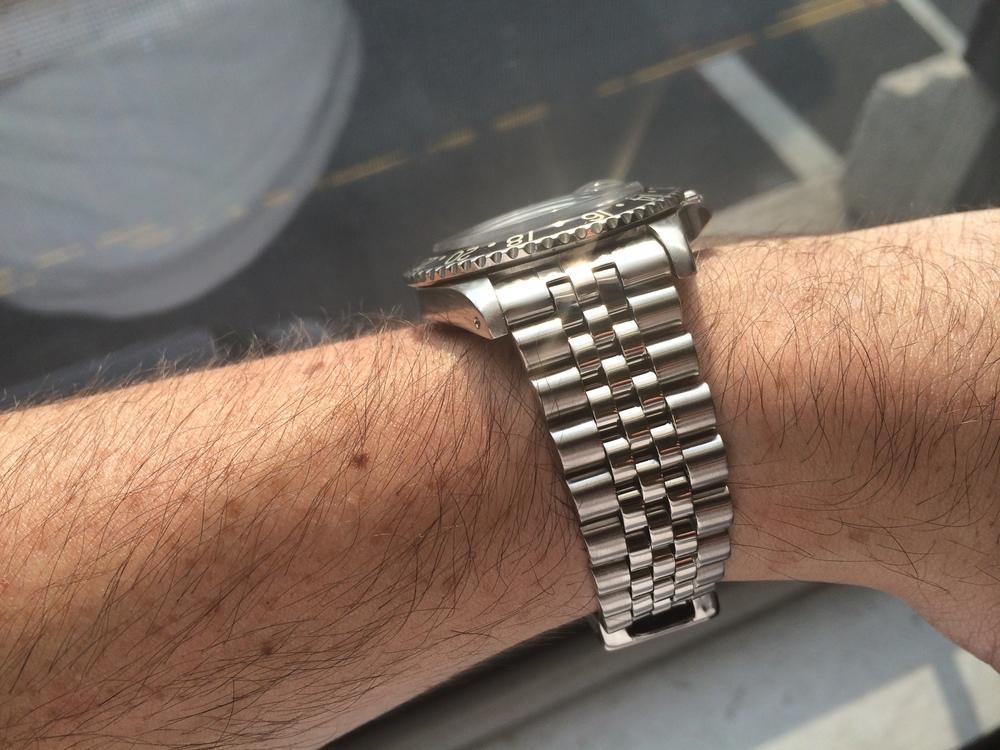 Watch Bracelet Repair