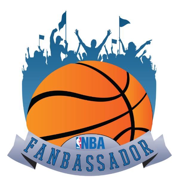 NBA Fanbassador Logo