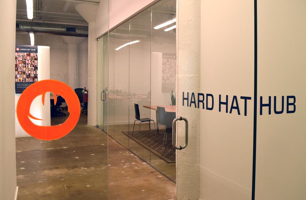 Hard Hat Hub Corporate Office